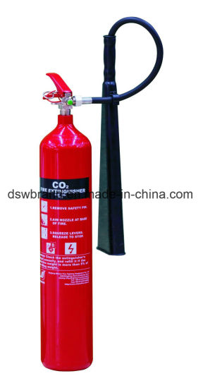 Portable CO2 Fire Extinguisher Aluminium-Alloy pictures & photos