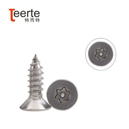OEM Stainless Steel 304 316 Torx Head Drywall Screw pictures & photos