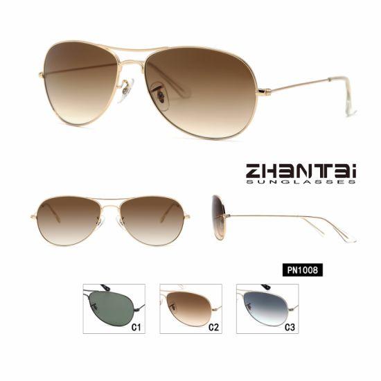 8b1159ecaa1d China Innovation 2018 Rayband Sunglasses Sun Glasses OEM (PN1008 ...