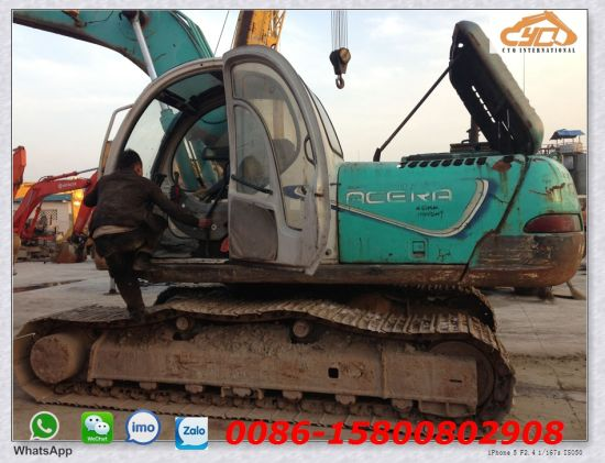 China Kobelco Sk200-5 Used Kobelco Excavator - China Excavator