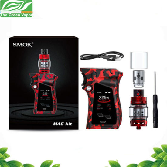 smok mag 225w mod how to turn on
