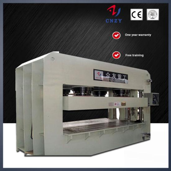 Door Plate Plank Embossing Hydraulic Press Machine Price & China Door Plate Plank Embossing Hydraulic Press Machine Price ...