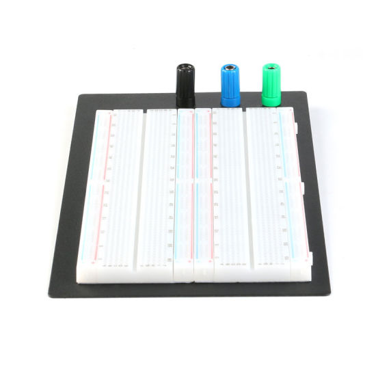 4 Bus Test Circuit Board 1660 ZY-204 Breadboard Tie-point