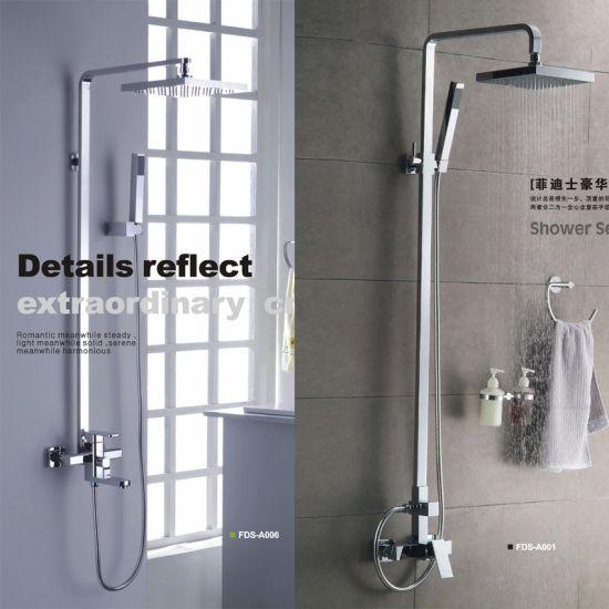 China Bathroom Waterfall Brass Lavatory Basin Kitchen Bathtub Water ...