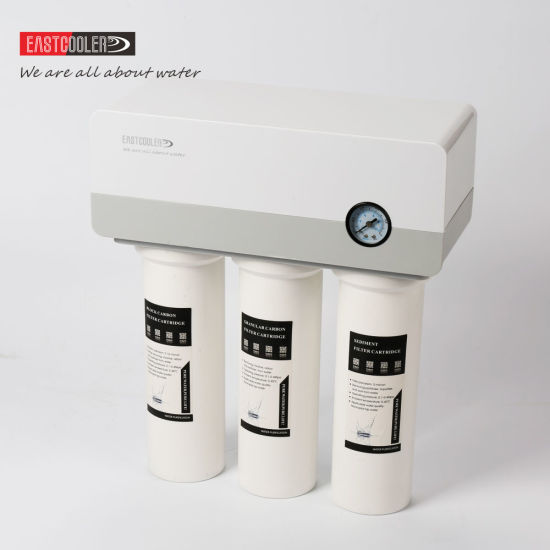Residential Reverse Osmosis Water Purifier with Pump Box
