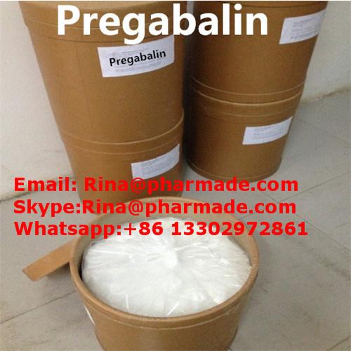 China Buy High Purity Pregabalin Powder CAS: 148553-50-8