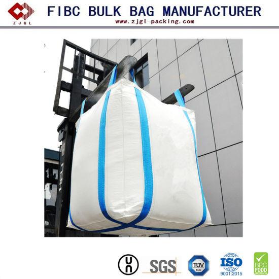 China Factory Direct Sale 100% Virgin PP Ton Bag Plastic Bulk Bag ... 12cab673c78a6