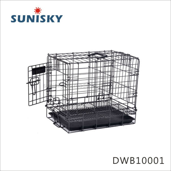 Wire Animal Cages | China Dwb10001 Wire Pet Cages House For Dogs And Cats Foldable Iron