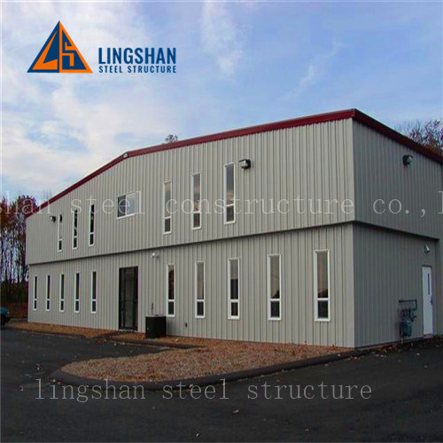 Prefab Light Steel Construction Workshop (LS-SS-013)