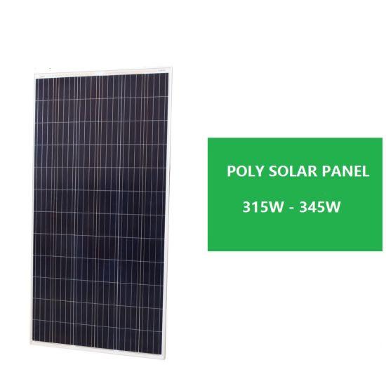 325 Watt Poly Crystalline Silicon Solar Modules