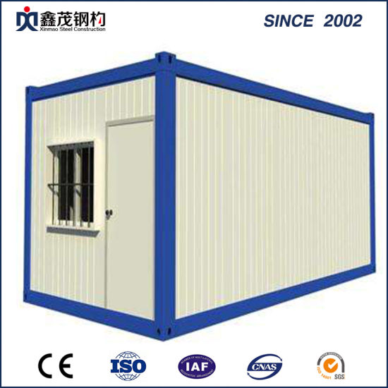 Low Cost Prefab Shipping Container House with Best Price pictures & photos