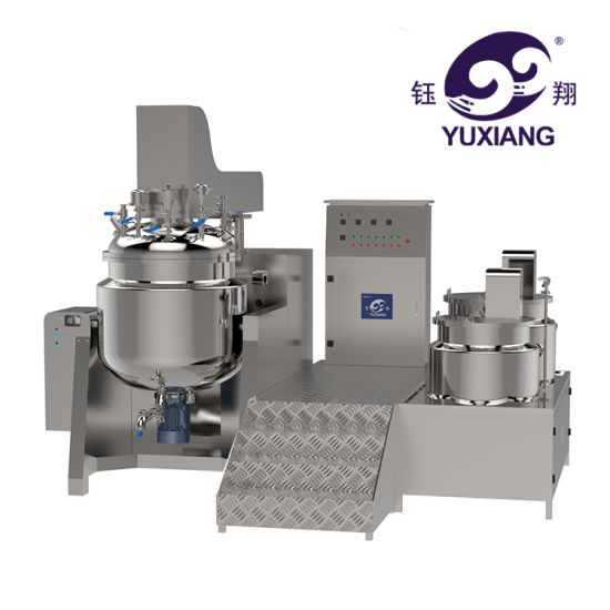 Factory Price Petroleum Jelly Machine Line Cosmetic Cream Mixing Machine