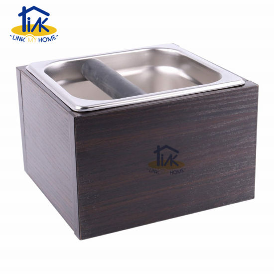 Stainless Steel Espresso Residue Box