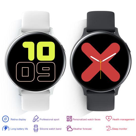 Smart Watch S20 ECG Smart Watch Men Women Full Touch Screen IP68 Waterproof Heart Rate Monitor Blood Pressure Smartwatch
