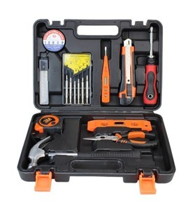 Professional Tool Kit 16PCS Toolset for Household with Precision Screwdriver
