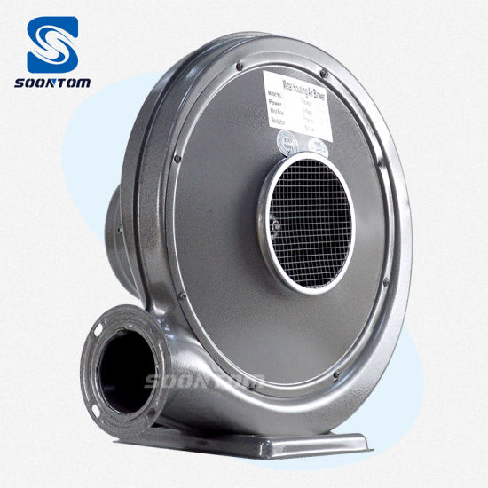 370W/550W/750W Inflatable Blower Fan 2800rpm High Speed Centrifugal Ventilating Fan