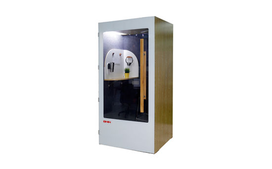 New Design Customized Anti-Noise Phone Booth & Office Furniture (SUIT)