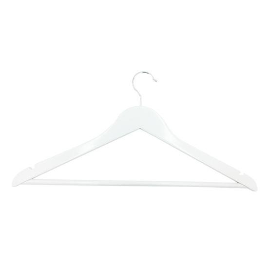 Luxury Wood Material Hotel Hanger Cloth Hanger