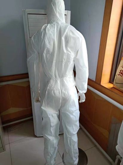 China Pp Disposable Coverall China Pp Coverall And Disposable Coverall Price