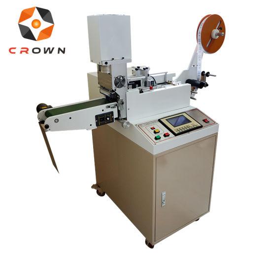 CNC Ultrasonic Label Cutting Machine Wl-203