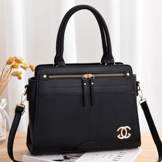 Wholesale Market Women Bag Luxury Designer PU Leather Crossbody Fashion Ladies Lady Handbag