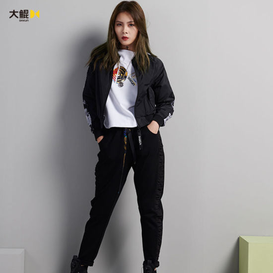 Chinese Famous Brand Dakun Women's Clothes Winter Fall Warm Causal Style Jacket
