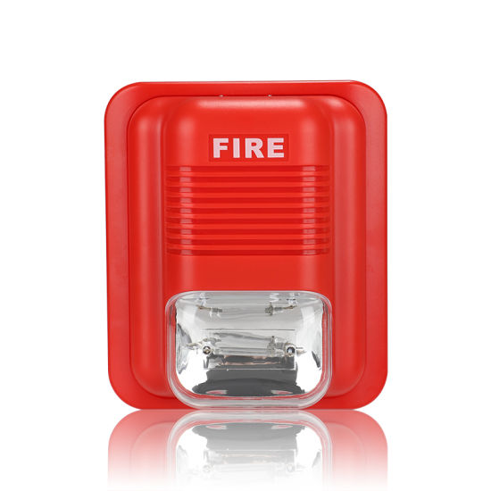 Cheap Price Fire Alarm Strobe Sounder for Wholesales