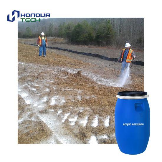 Road Construction Technology Soil Hardener Soil Stabilizer Polymer