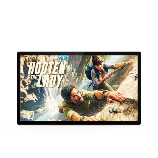 55 Inch Wall Mount LCD Indoor Display Manufacture Cheaper Price Monitor TV