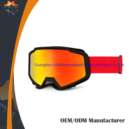 Mens Motorcycle Goggles M4-05bts Voim Motorcycle Safety Glasses