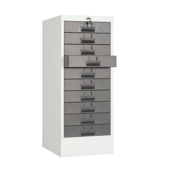 China 10 Drawer Storage File Cabinet