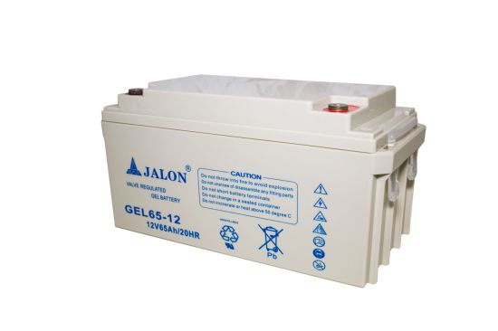 High Quality Deep Cycle Solar Gel Battery (12V65ah)
