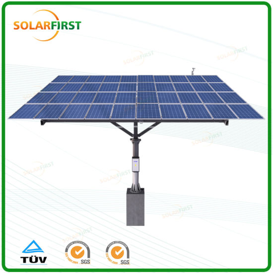 Fully Automatic 10 Kw Solar Dual Axis Tracker pictures & photos