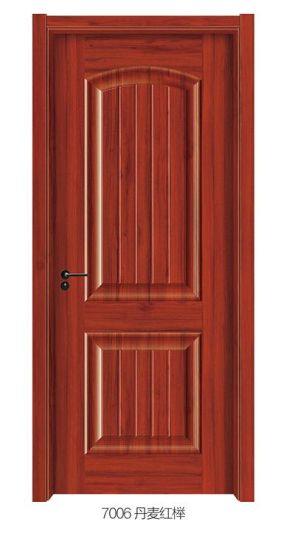 Room Door Interior Door Melamine MDF Door Cheap Price