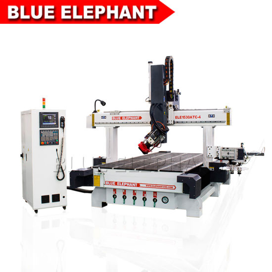 1530 Atc CNC Router Carousel Type Wood Working Machine Price pictures & photos