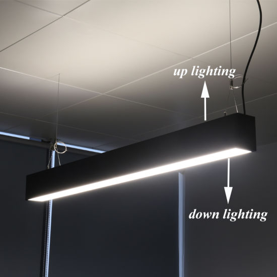 1200mm 80W 0-10V Dimming up and Down LED Linear Light