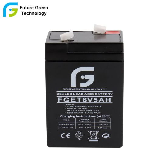 6V4.5A Replacement Battery