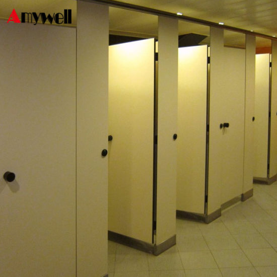 China Factory Supply Wooden Quite Health Phenolic Toilet Partitions Extraordinary Phenolic Bathroom Partitions Decor