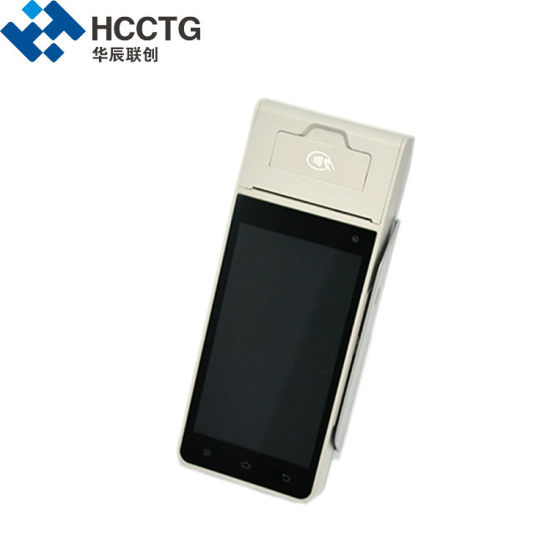 Smart All-in-One Handheld Android Mobile POS Terminal with NFC Reader  (HCC-Z90)