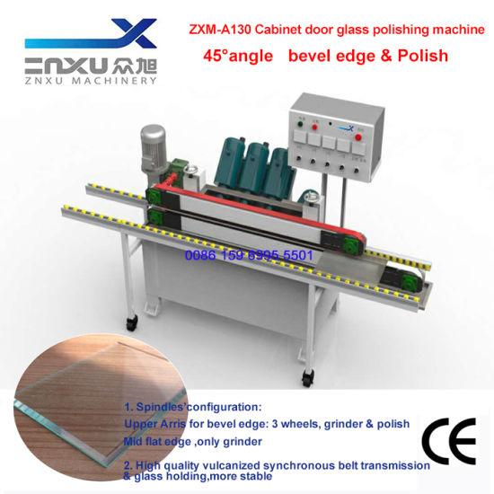China Glass Kitchen Cupboards Edging And Polishing Machinery 4