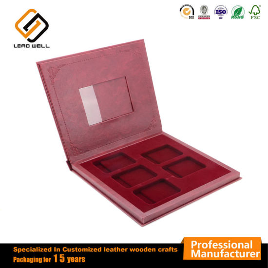 China Hot Sale Customized Coin Boxes Of New Product Display Box