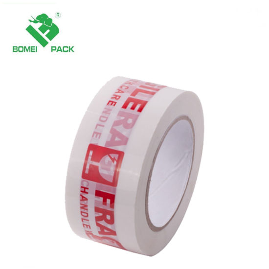 Customized Logo Adhesive Carton Packing Tape for Sealing Packing Tape pictures & photos