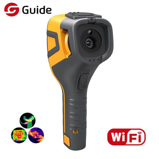 """160*120 Infrared Thermal Imaging Camera with 3.5"""" Highlight LCD Screen, 320× 240, Digital Zoom 2X, 4X"""