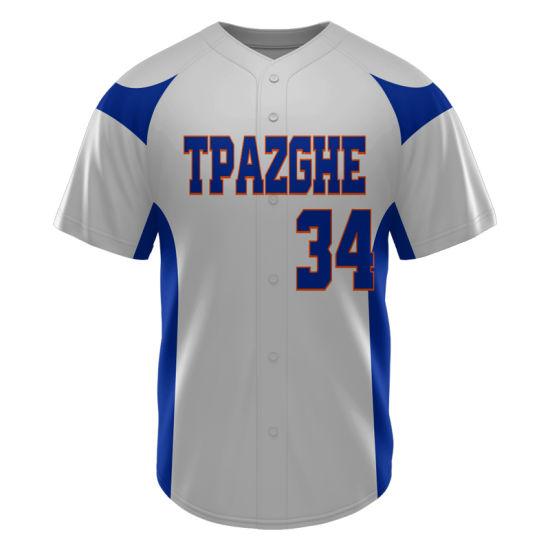 save off cbfe5 1f77f OEM Cheap Wholesale Custom Youth Baseball Jerseys Sublimation