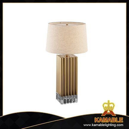 Modern Stainless Steel Table Lamps for Home (KAT18-167)