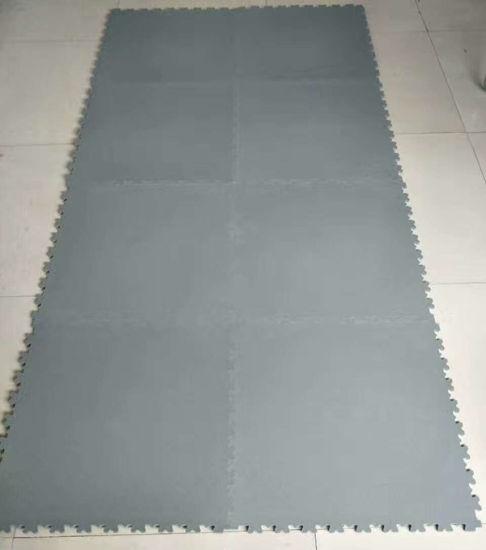 China Esd Pvc Interlocking Floor Tiles Esd Floor Anti Static Fire