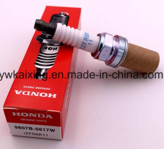 For Honda Acura OEM NGK Laser Iridium Long LIife Spark Plug 6-PC TSX Accord