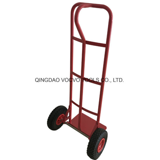 Warehouse Transport Hand Truck with Two Wheel Ht1805