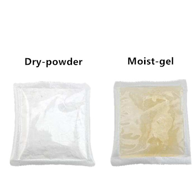 200% Absorptive Calcium Chloride Desiccant for Garment 2g-100g pictures & photos