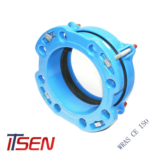 ISO2531 En545/598 Flange Adapter/Universal Flange Adaptor for UPVC Pipes